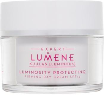 Lumene Kuulas [Luminous] zpevňující denní krém SPF 15